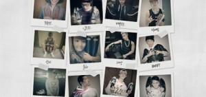 Tablo15日在instagram上公開了為新專featuring的成員