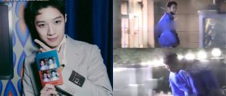前Wanna One賴冠霖當街食煙吐痰斷正 速登中韓網熱搜後發文道歉