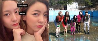 Luna、Krystal久違約會曬親密合照 Tag齊5人f(x)粉絲超感動