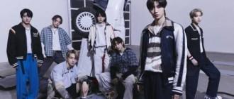 韓國男團ENHYPEN蟬聯日本公信榜專輯周銷量冠軍!