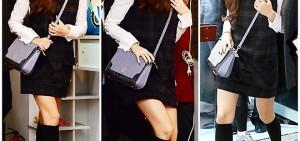 Jessica穿俏皮洋裝現身簽明會 露甜美笑容