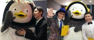PENGSOO出席《MBC演藝大賞》超搶鏡ZICO劉三絲輪住集郵