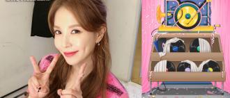BoA出道20周年 SM推出翻唱企劃海外歌手都加入