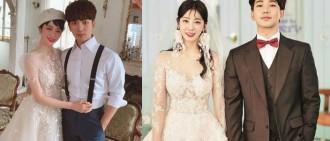 G.O與崔藝瑟婚禮最後倒數 兩人甜蜜婚紗照曝光