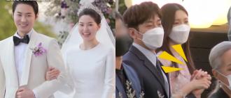 神話Junjin婚禮花絮釋出 Eric台下護妻舉動獲讚
