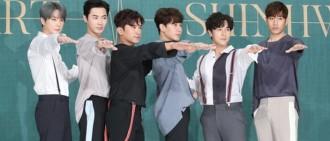 韓長壽男團「神話」出道22年活動未斷 今年暫入「休息期」
