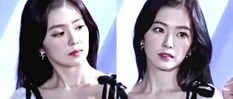 Irene戰勝《AAA》超爛畫質! 傳奇動圖再+1...網跪:南韓神顏發威