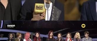 【2015 MAMA】iKON和Twice勇奪最佳男女新人獎