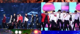 《SBS歌謠大戰》BTS太威! 出場秒飆「夯劇等級」最高瞬間收視率