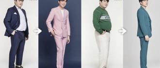 SJ神童再爆終極瘦照 開心宣告 「我健康地瘦下來了!」