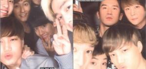 《EXO 90:2014》EXO、神話、及H.O.T 90年代大頭照曝光 兩代偶像齊聚一堂