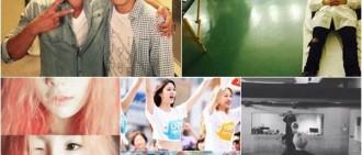 【韓星微博】南柱赫、金所炫寫下完結感言 池錫辰偷拍跑男成員