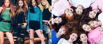 BLACKPINK and TWICE的回歸會再一次上演2009年 2NE1 vs Girls Generation的情景?