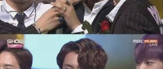 B1A4《Show Champion》驚喜1位,攻燦感動落淚