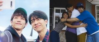 李昇基劉以豪兩個台韓小生去旅行 走訪7地實現粉絲夢想