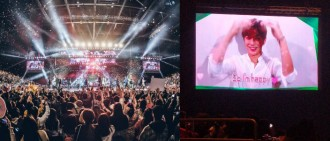 香港《Music Bank》 姜丹尼爾驚喜「現身」惹全場尖叫