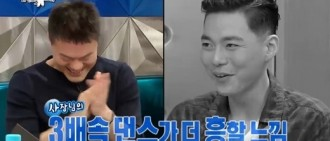 JYP朴振榮於《Radio Star》登場 搶鏡一位認證