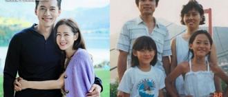 孫藝珍家族照重新被翻出 爸爸年輕時期同玄彬撞樣引熱議