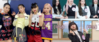 BLACKPINK接連出擊韓美綜藝 Lisa搞笑泰國舞再升級