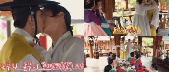 《綠豆傳》超衝擊男男Kiss幕後花絮曝光!兩男主互讚嘴唇又甜又有彈性