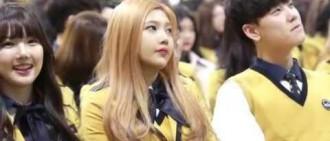 RED VELVET澀琪和秀智竟然是同班同學?一個去了JYP一個去SM!