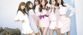 A Pink成唯一受邀出席台灣KKBOX頒獎禮的韓國歌手