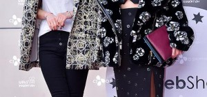 "Rainbow金栽經,高佑麗出席""1st Look""開業典禮,""升級美貌,盡顯成熟嫵媚!"""
