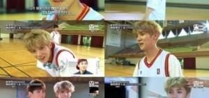 鹿晗<EXO 902014>變身籃球選手