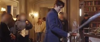 《The King:永遠的君主》鏡頭前扮冷麵霸氣 李敏鎬幕後好玩得