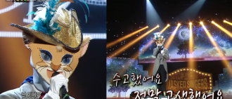 《蒙面歌王》灶台小貓七連勝衛冕成功 演唱已故鐘鉉名曲惹哭觀眾