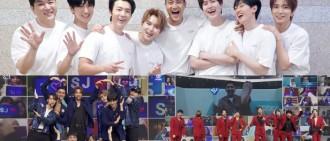 SJ線上付費演唱會創下驚人新紀錄 昌珉光腳加入熱情收睇