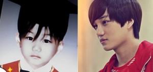 12 張EXO BABY時期的可愛 PHOTOS