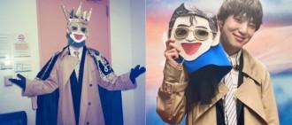 《蒙面歌王》6連勝止步 姜昇潤揭開面具重唱10年前入行參賽歌