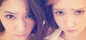 K-POP系列:鄭氐姊妹JESSICA & KRYSTAL