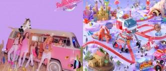 Red Velvet下周超高速回歸 預告照藏玄機感動粉絲