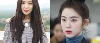 Irene超犧牲「被塗黑臉再卸妝」 網全看傻:姐真的沒在怕!
