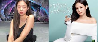 Jennie榮登新一代「燒酒女神」清純形象獲網民大讚