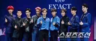 EXO或於8月中旬回歸 具體日程尚未確定