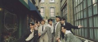 防彈少年團連續61周打入美國Billboard 200專輯榜