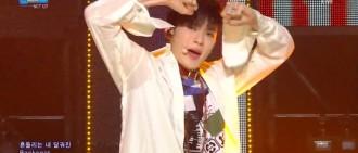 「人氣歌謠」NCT 127,生猛的「消防車」舞臺..不像新人的舞臺表演