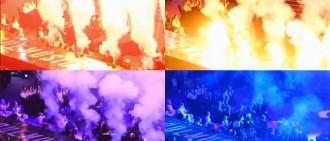 煙火就在頭上炸開! 「TWICE、iKON嚇壞逃難」曝光...粉絲氣炸