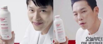 演《愛的迫降》「表治秀」超入屋!楊慶元接替玄彬拍洗頭水廣告
