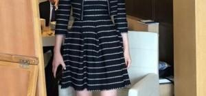 宋慧喬佩戴黃絲帶出席電影試映會  悼念「歲月號」事件一周年