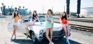 Girlsday確定10月中旬帶著與二段橫踢合作的抒情歌曲回歸