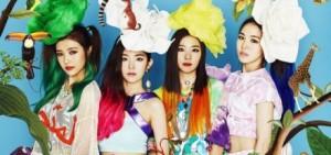 SM新女團Red Velvet與2人組樂隊重名,雙方友好協商,兩個組合各自使用組合名
