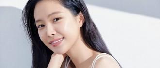 元氣健康性感美!孫娜恩代言護膚品牌拍最新宣傳照