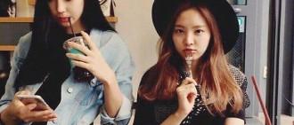 孫娜恩美貌妹妹被熱議 長相酷似f(x)Krystal