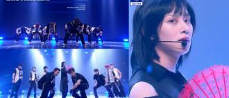 SJ重現15年前首次一位舞台 希澈結尾忍笑表情登熱話