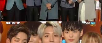 B1A4奪首音樂節目冠軍 心存感恩致謝BANA