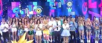 《SOBER》BIGBANG《人氣歌謠》1位,未出演榮登三冠王!